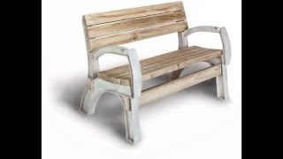 Hopkins 90134 2x4basics AnySize Chair or Bench Ends Sand