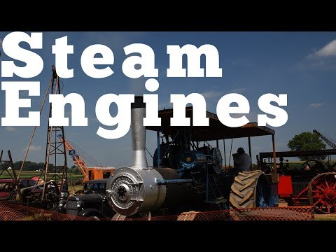RCR goes to a Steam Engine Show