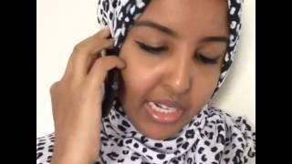 Somali funny girls