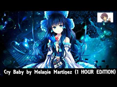 Nightcore - Cry Baby (1 HOUR EDITION)