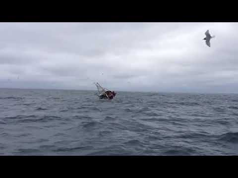 Tanner and Drew - Deep-Sea Fishermen Rescue Two Men from Sinking Boat