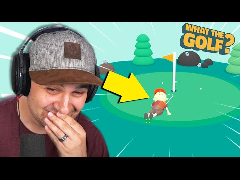 This Game is HILARIOUS! | What the Golf? |