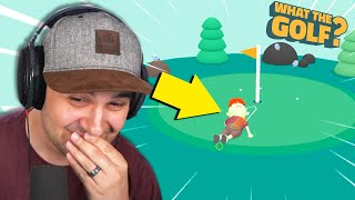 This Game is HILARIOUS! | What the Golf?
