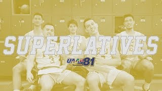 Superlatives Game with the FEU Tamaraws | UAAP 81 Exclusive