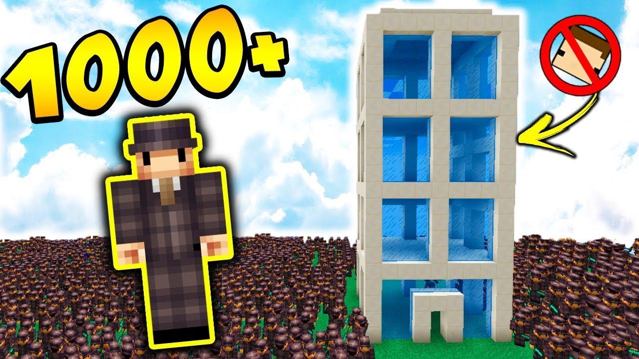 1000 DEALERKÓW vs SIEDZIBA AGENCJI KOPER!!!! – MINECRAFT APOKALIPSA #21