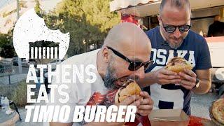 Athens Eats: Επεισόδιο 2 | Τρώμε το πιο τίμιο burger καντίνας της Αθήνας | TheEaters