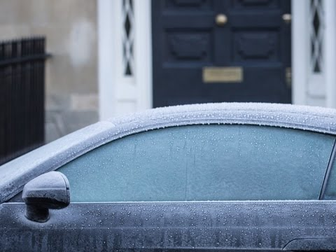 Myth? Idling your car engine is the best idea for winter driving