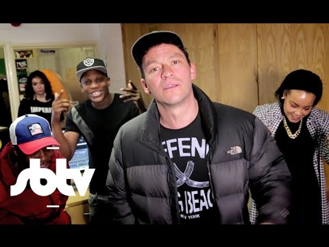 Dominic West aka Detective Jimmy McNulty  Warm Up Sessions S8.EP38: SBTV