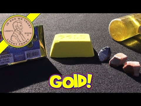 Gold Dig It, I Chip It & Smash It!  Did I Find Gold?