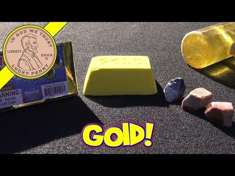 Gold Dig It, I Chip It & Smash It!  Did I Find Gold?