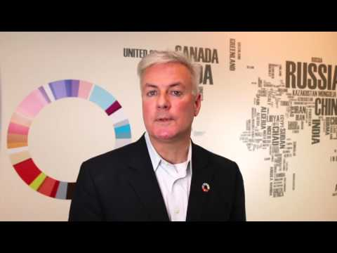 Message from Mr Jonathan Ortmans - President of GEW and GEN - to Startup Mauritania
