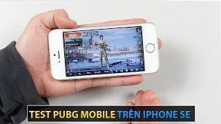 Chơi PUBG Mobile trên smartphone màn hình 4 inch thì sẽ thế nào???