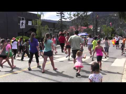 Smithers Centennial Flash Mob