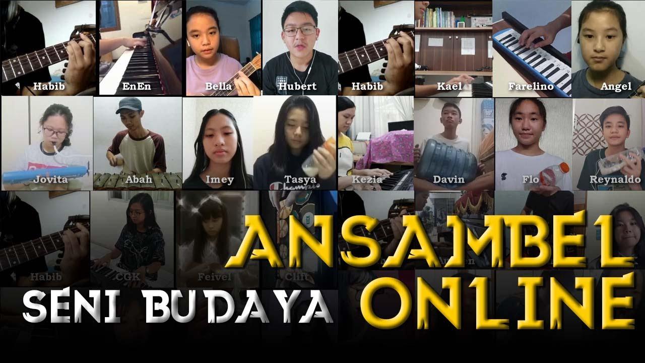 Download ANSAMBEL ONLINE