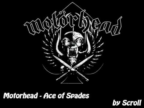 Motorhead  Ace of SpadesAudio