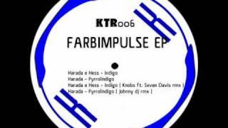 Harada - Pyrrolindigo (Johnny Dj Remix) Minimal Techno