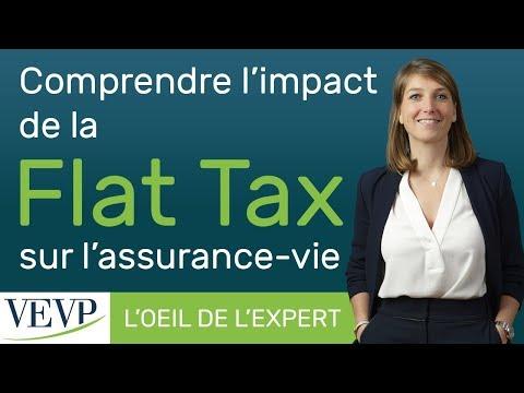 Comprendre l'impact de la FLAT TAX sur l'assurance-vie