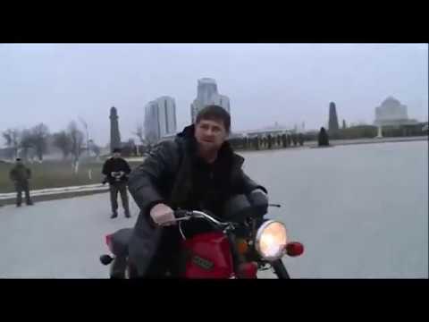 Кадыров , прокатился на Планете 5