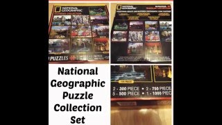 Jigsaw Puzzle National Geographic Photography Traveler Collection