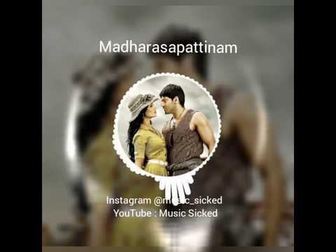 Madharasapattinam Pookal Pookum Bgm