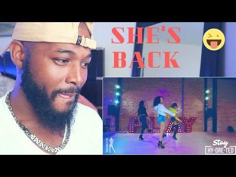 Everybody Mad @mrklynik remix | Aliya Janell choreography | Queens N Lettos | REACTION
