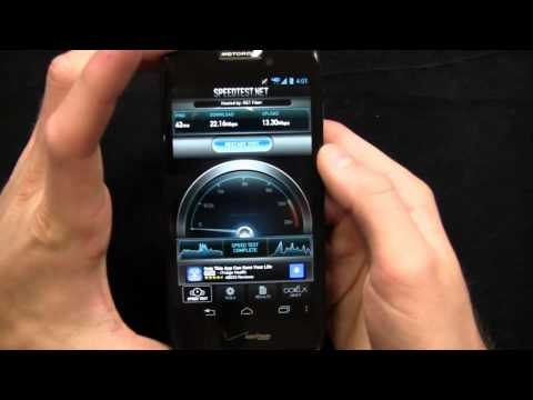 Motorola DROID RAZR HD Review Part 2