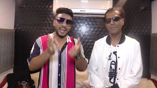 APACHE INDIAN AND RAFTAAR SHOOT A MUSIC VIDEO FOR AN INTERNATIONAL TRACK