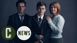 'Harry Potter and the Cursed Child' Images Revealed