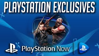 Playstation Now Huge News | Big Price Drop, Ps4 Exclusives Added | Psnow Vs Xbox Game Pass