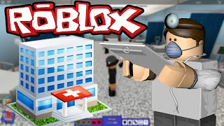Roblox -Trabalhando no Hospital (RoCitizens) #10