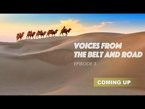 'Voices from the Belt and Road': testing knowledge and discovering talents