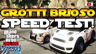 gta 5 online grotti brioso r a speed test vs panto issi rhapsody cunning stunts update