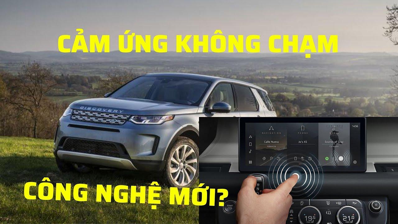 DRIVE TV | Jaguar Land Rover phát triển công nghệ cảm ứng không chạm, hạn chế lây lan dịch bệnh