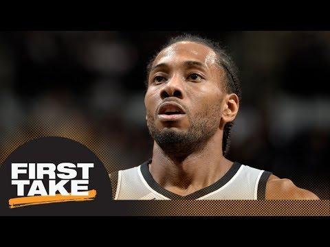 Will Cain says Kawhi Leonard-Spurs tension is