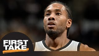 Will Cain says Kawhi Leonard-Spurs tension is