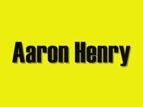 Aaron Henry promo