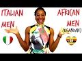 Italian VS African (Ugandan) MEN