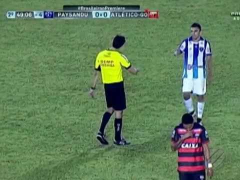SÉRIE B - Paysandu 0 x 0 Atlético-GO * 24/06/2016