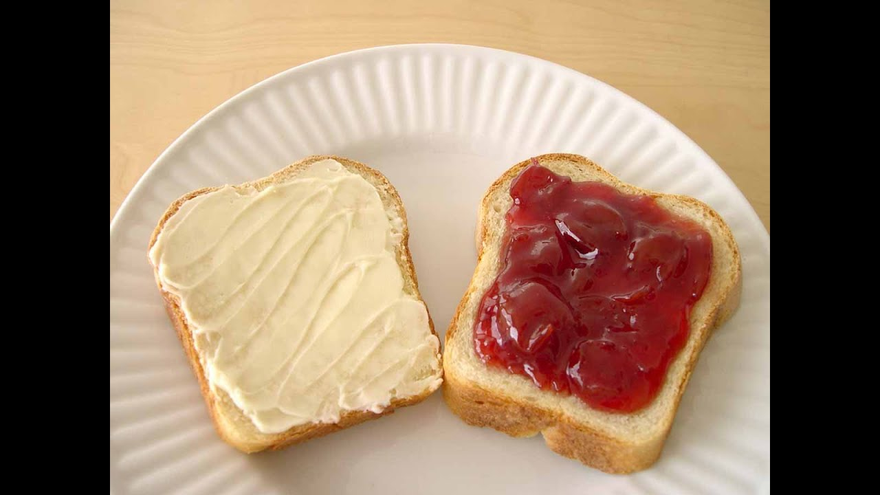 Howtobasic Joshie Makes A Jam And Butter Toast A K A A Bad
