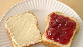 Joshie Makes A Jam And Butter Toast (a.k.a A Bad HowToBasic parody)