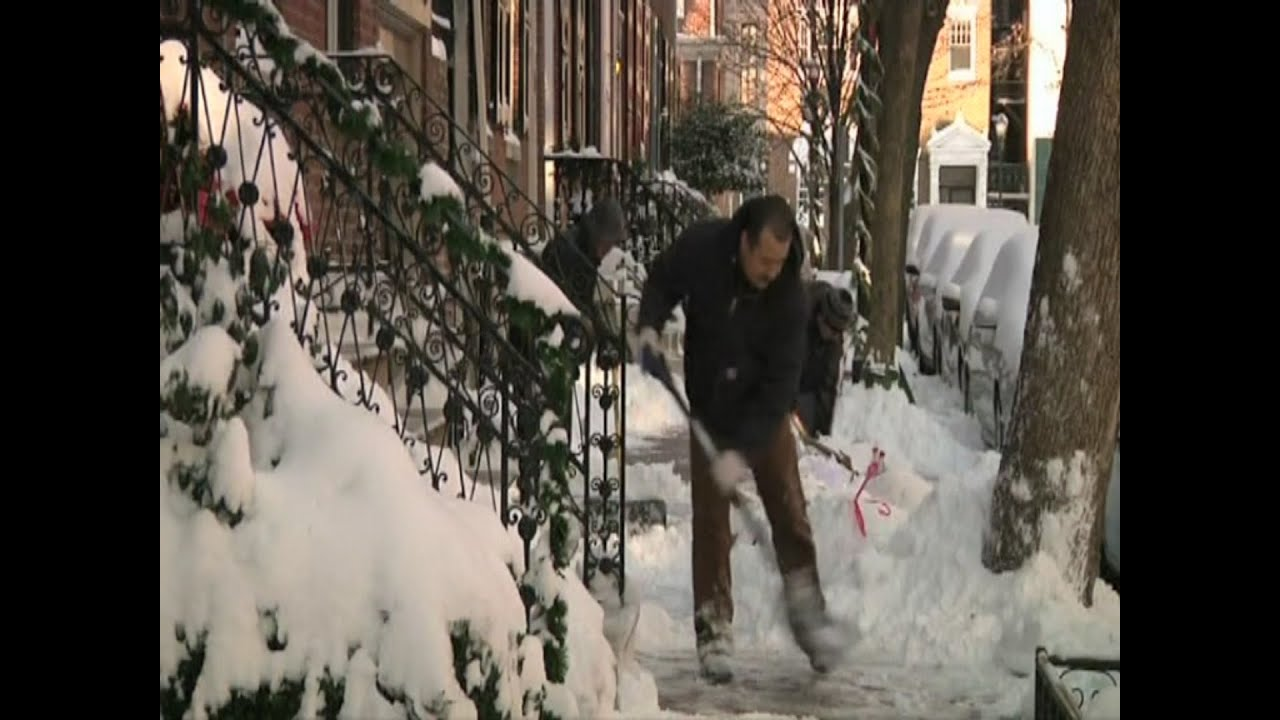 Winter Storm Jonas: How to prepare for a blizzard?