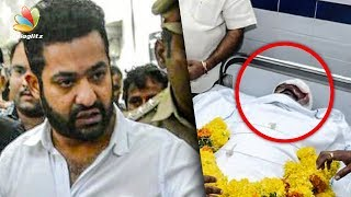 Jr. NTR's Father Passed Away : Died in Road Accident | Nandamuri Harikrishna