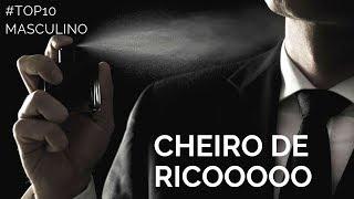PERFUMES TOPS MASCULINOS COM CHEIRO DE RICO