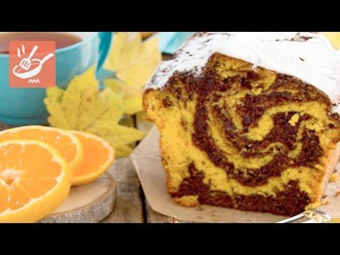 Plumcake arancia e cioccolato Spadellandia