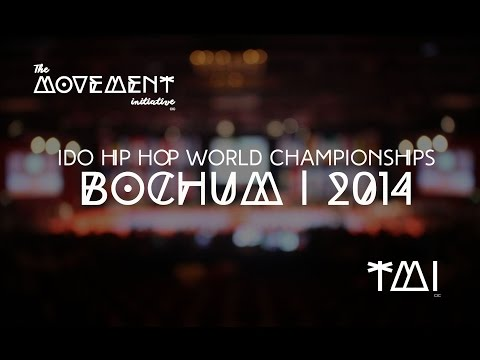 IDO HipHop World Championships 2014 | Bochum