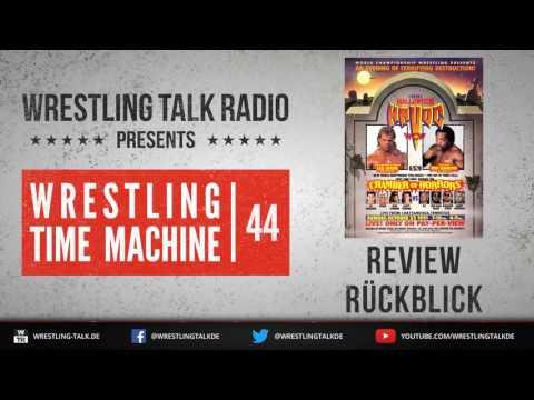 [WTR #671] Wrestling Time Machine: WCW Halloween Havoc 1991 Review