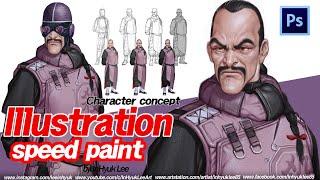Character illustration: Tao Pa…