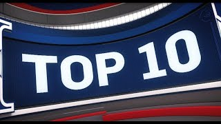 top 10 plays of the night december 3 2017