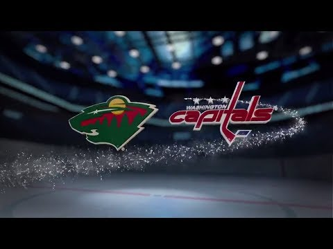Minnesota Wild vs Washington Capitals - Nov. 18, 2017 | Game Highlights | NHL 2017/18. Обзор матча