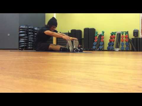 831 Deaf Fitness Video: Crunchy Frogs